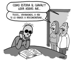 Exámenes=muerte