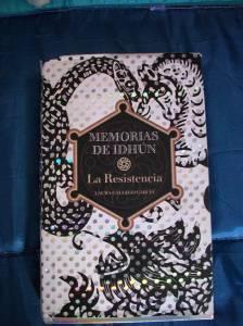 """Portada de """"Memorias de Idhún I: La resistencia"""""""