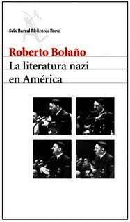 Portada de la novela de Bolaño