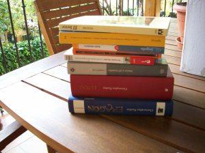 Libros recibidos