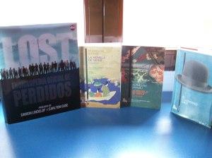 """La enciclopedia de Lost, la novela de Genji  y """"El cuaderno gris"""""""