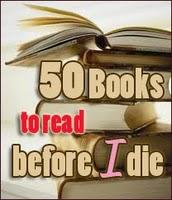 Lista de 50 libros