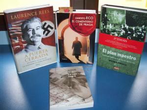 Ejemplares de Rees, Pringle, Eco y Oz.