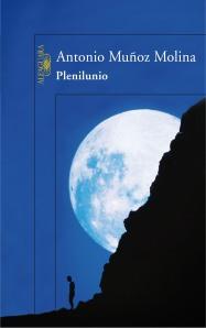 """Portada de """"Plenilunio"""", de Muñoz Molina."""
