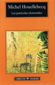 Edición de Compactos Anagrama del libro de Houellebecq