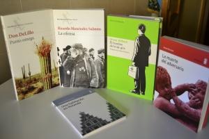 ¡Libros, libros!