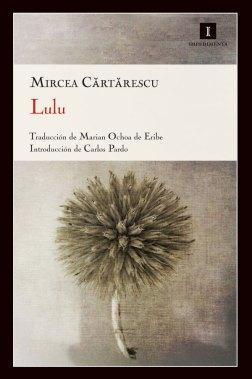 """Portada de """"Lulu"""", de Mircea Cartarescu."""