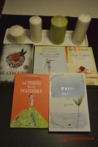 Libros lote concurso Libros y Literatura